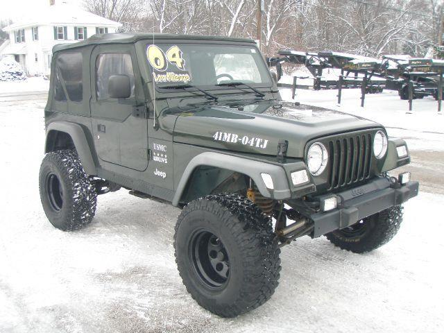 2004 Jeep Wrangler Willys Edition In Mishawaka IN  Autoworks