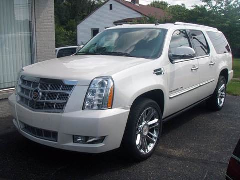 2014 Cadillac Escalade ESV for sale in Mishawaka, IN