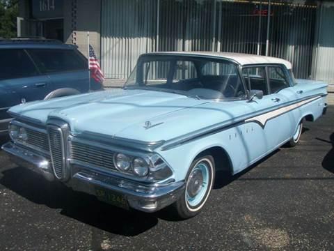 1959 Edsel .............RANGER
