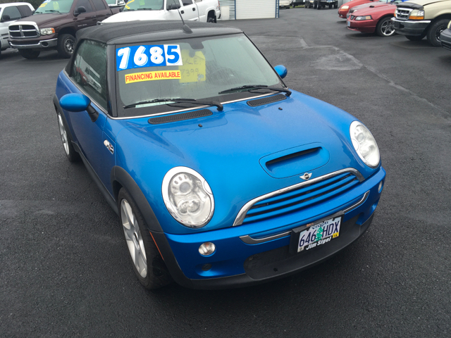2008 MINI Cooper S 2dr Convertible - Grants Pass OR