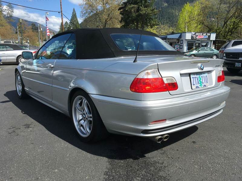 2003 BMW 3 Series 330Ci 2dr Convertible - Grants Pass OR