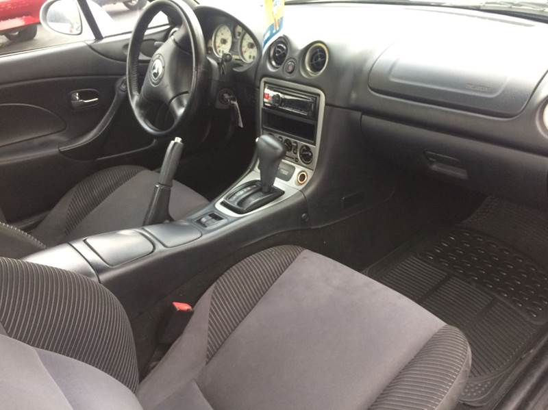 2004 Mazda MX-5 Miata Cloth 2dr Roadster - Grants Pass OR