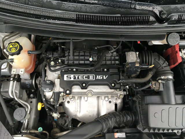 2013 Chevrolet Spark LS Manual 4dr Hatchback - Grants Pass OR