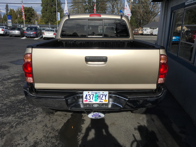2006 Toyota Tacoma V6 4dr Double Cab 4WD SB (4L 5A) - Grants Pass OR