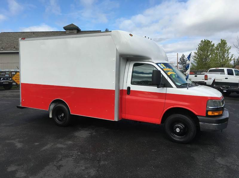 2008 Chevrolet Express Cutaway  - Grants Pass OR