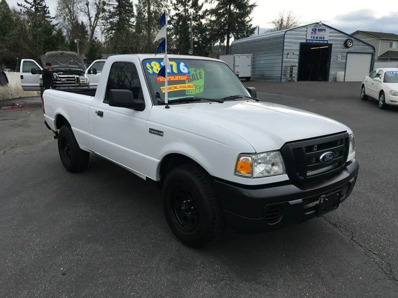 2011 Ford Ranger 4x2 XL 2dr Regular Cab SB - Grants Pass OR
