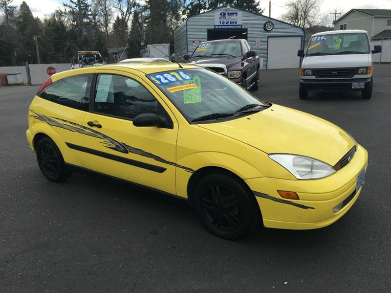 2001 Ford Focus ZX3 2dr Hatchback - Grants Pass OR