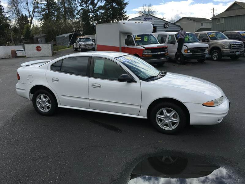 2004 Oldsmobile Alero GL1 4dr Sedan - Grants Pass OR