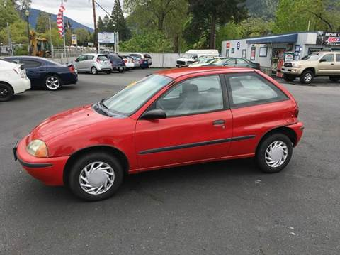 1997 GEO Metro for sale in Grants Pass, OR