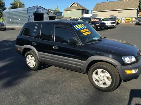 1998 Toyota RAV4 for sale in Grants Pass, OR