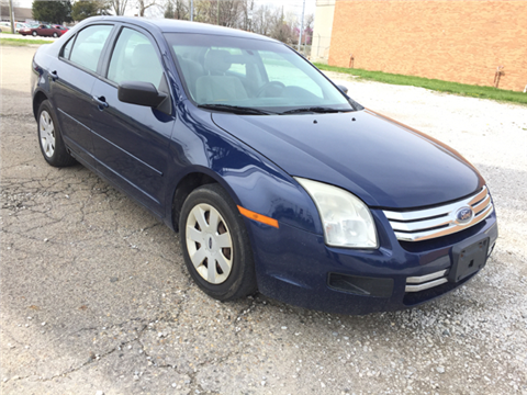 2006 Ford Fusion for sale in Indianapolis, IN