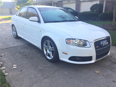 2008 Audi A4 for sale in Indianapolis, IN