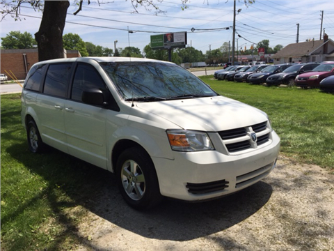 2009 Dodge Grand Caravan for sale in Indianapolis, IN