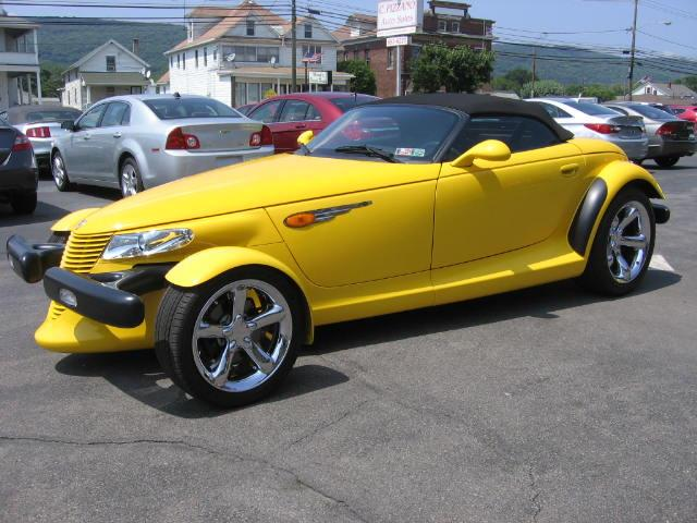 2002 Chrysler Prowler for sale in Wyoming PA