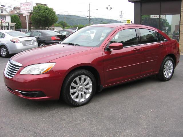 2012 Chrysler 200 for sale in Wyoming PA