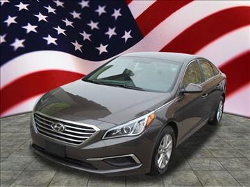 2016 Hyundai Sonata for sale in Detroit, MI