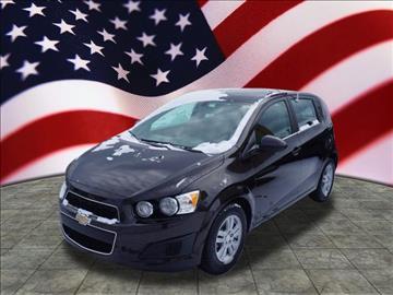 2015 Chevrolet Sonic for sale in Detroit, MI