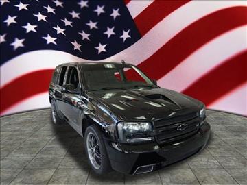 2007 Chevrolet TrailBlazer for sale in Detroit, MI