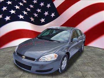 2008 Chevrolet Impala for sale in Detroit, MI