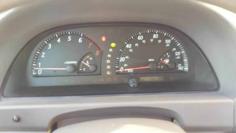 2003 Toyota Camry LE 4dr Sedan - Lancaster CA