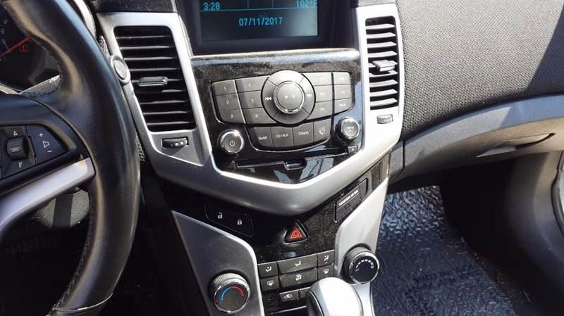 2014 Chevrolet Cruze 1LT Auto 4dr Sedan w/1SD - Lancaster CA