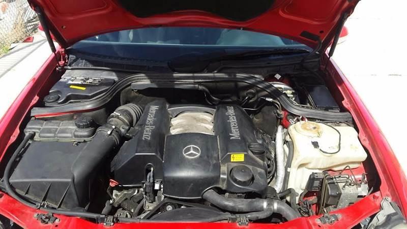 2000 Mercedes-Benz CLK CLK 320 2dr Convertible - Lancaster CA