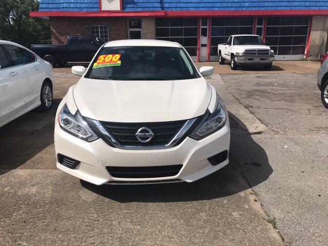 2016 Nissan Altima 2.5 4dr Sedan - Nashville TN