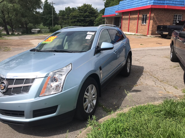 2011 Cadillac SRX AWD Luxury Collection 4dr SUV - Nashville TN