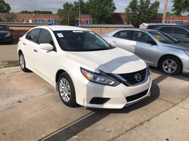 2016 Nissan Altima 2.5 4dr Sedan - Nashville TN