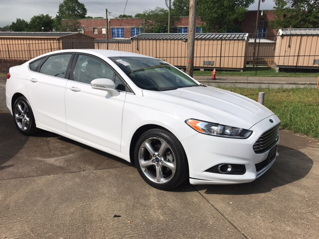 2014 Ford Fusion SE 4dr Sedan - Nashville TN