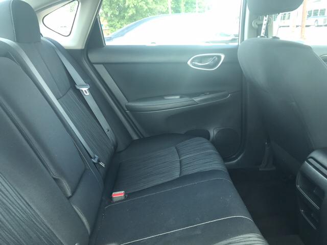 2016 Nissan Sentra SV 4dr Sedan - Nashville TN
