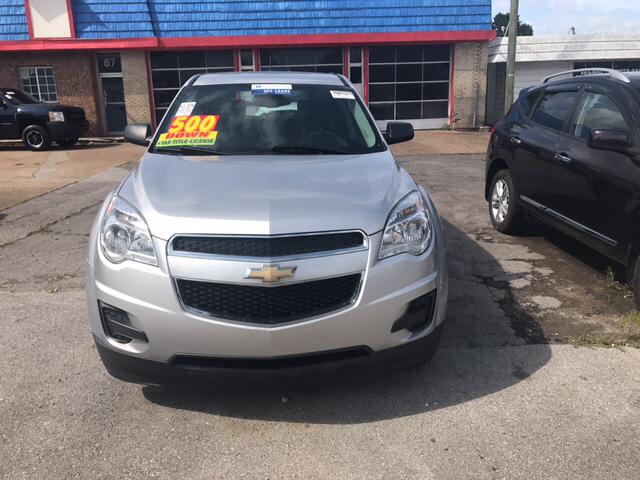 2013 Chevrolet Equinox LS 4dr SUV - Nashville TN