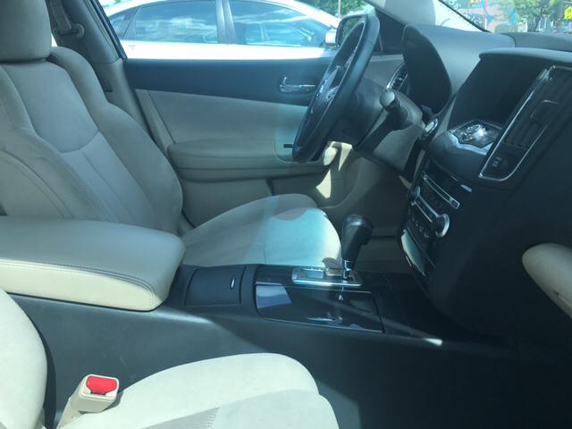 2013 Nissan Maxima 3.5 S 4dr Sedan - Nashville TN