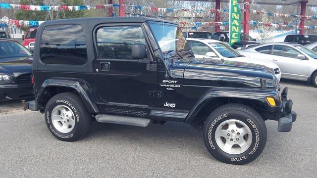 2003 Jeep Wrangler for sale in Haverhill MA
