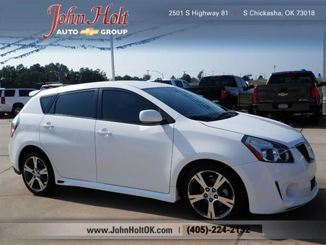 2009 Pontiac Vibe for sale in CHICKASHA OK