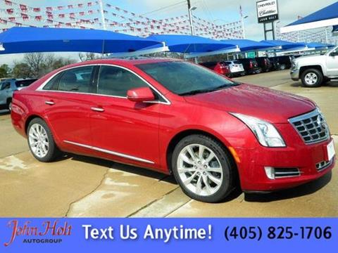 cadillac xts for sale in oklahoma. Black Bedroom Furniture Sets. Home Design Ideas