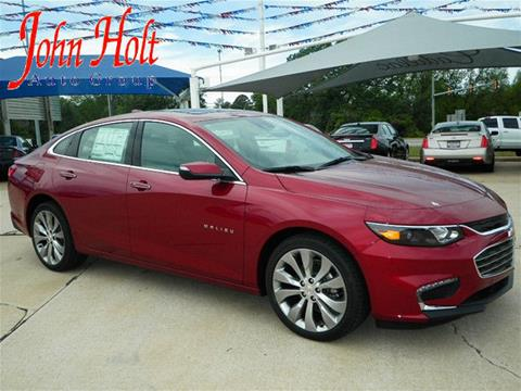 2017 Chevrolet Malibu for sale in Chickasha, OK