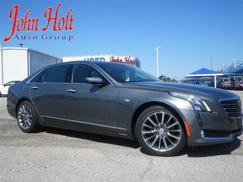 2017 Cadillac CT6 for sale in Chickasha, OK