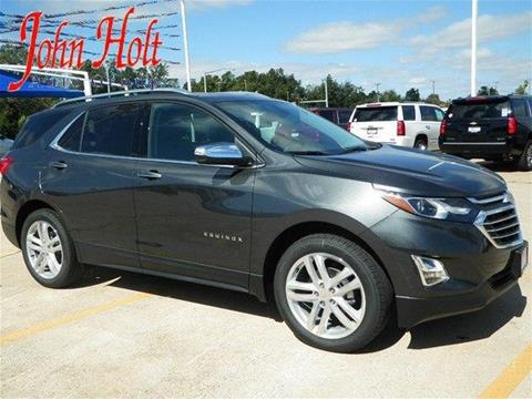 2018 Chevrolet Equinox for sale in Chickasha, OK
