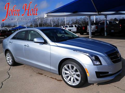 2017 Cadillac ATS for sale in Chickasha, OK