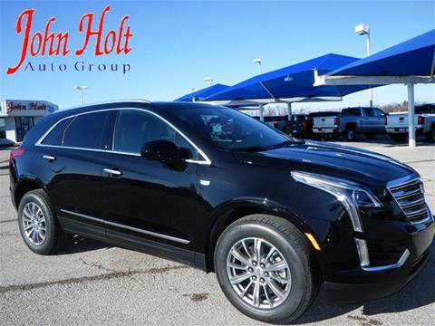 2017 Cadillac XT5 for sale in Chickasha, OK