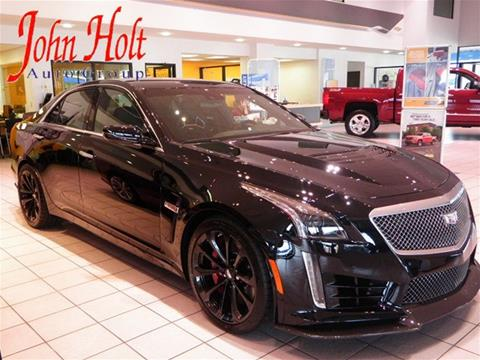 2017 Cadillac CTS-V for sale in Chickasha, OK