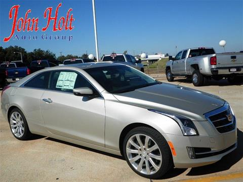 2016 Cadillac ATS for sale in Chickasha, OK