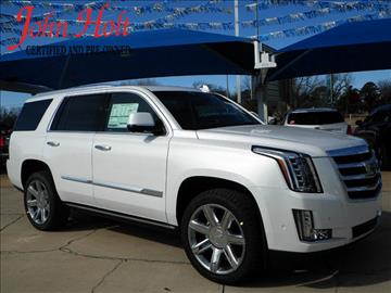 2017 Cadillac Escalade for sale in Chickasha, OK