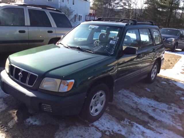 2002 subaru forester l awd 4dr wagon in winchester nh. Black Bedroom Furniture Sets. Home Design Ideas