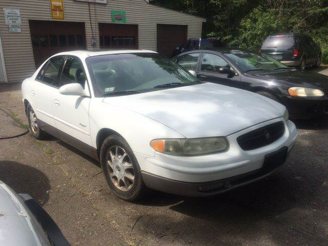 1997 Buick Regal GS 4dr Supercharged Sedan - Winchester NH