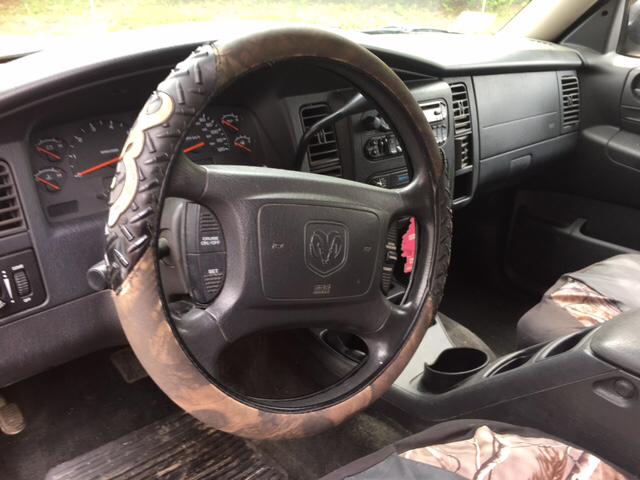 2003 Dodge Durango SLT 4WD 4dr SUV - Winchester NH