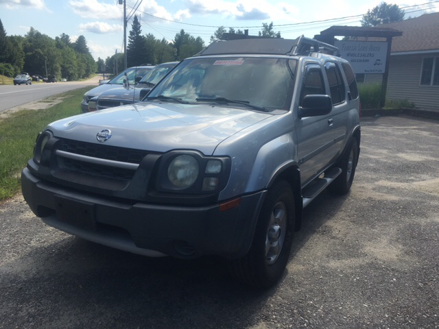 2002 nissan xterra xe v6 4wd 4dr suv in winchester nh finish line auto wholesalers llc. Black Bedroom Furniture Sets. Home Design Ideas