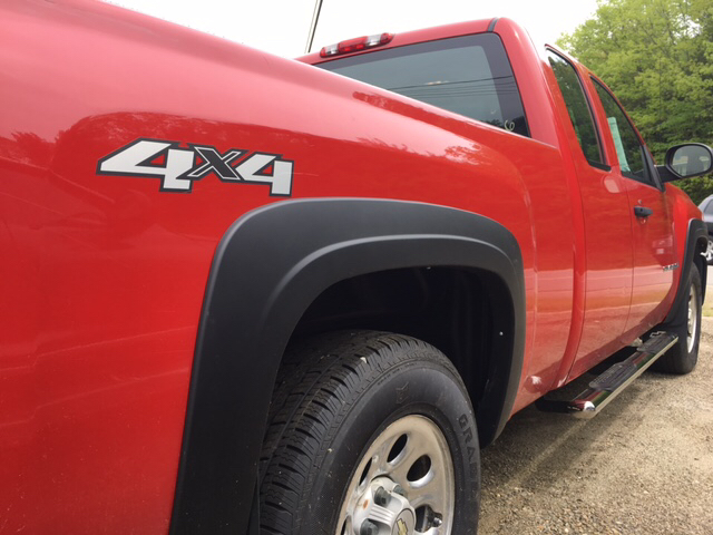 2007 Chevrolet Silverado 1500 LT1 4dr Extended Cab 4WD 8 ft.Bed - Winchester NH