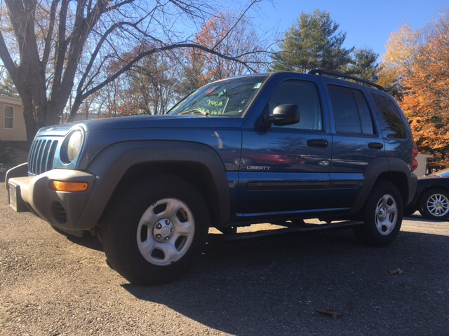2004 Jeep Liberty Sport 4dr 4WD SUV - Winchester NH